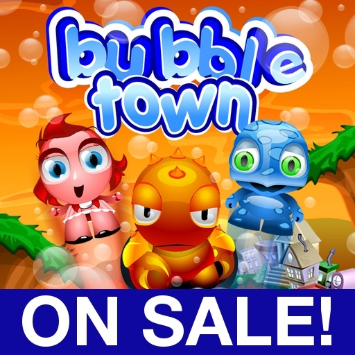 Bubble Town app icon