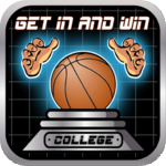 Get In And Win College Basketball Score Predictor