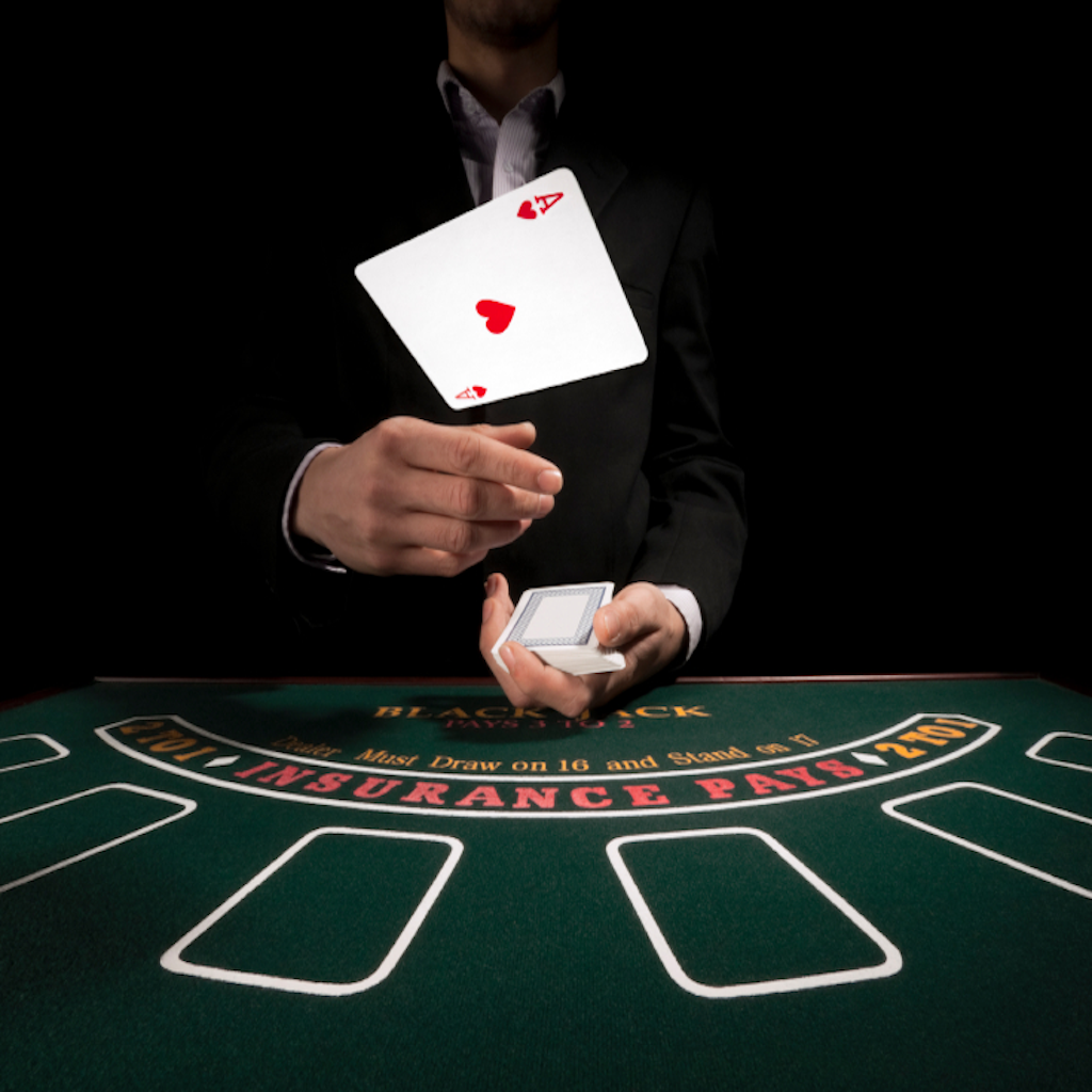 как научится играть в казино
